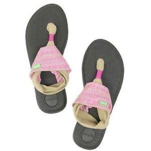 SANUK Chakra Yogo Mat Sling Sandals! 💥
